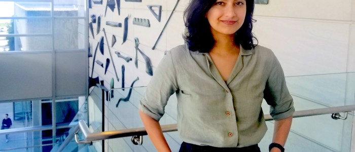 Meet Block Museum Fellow Simran Bhalla