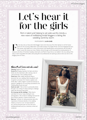 Wedding Magazine | February 2014