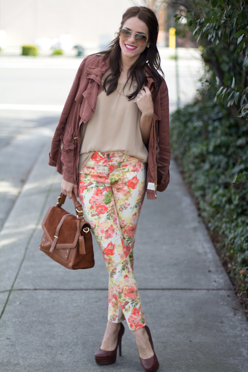 Jobber1 Wholesale Clothing – 12 Ways to Wear Floral Skinny ...