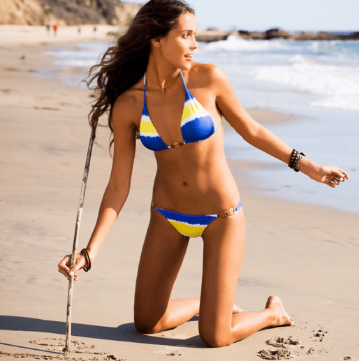 How to flatter your bikini body