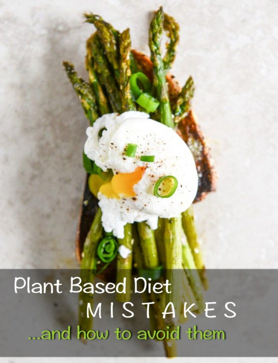 plant based diet mistakes - protein - blood sugar imbalance