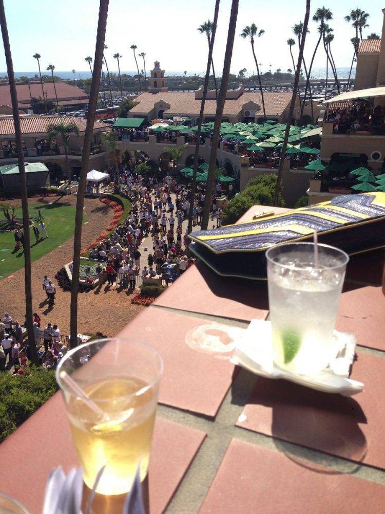 opening day del mar races scene and style