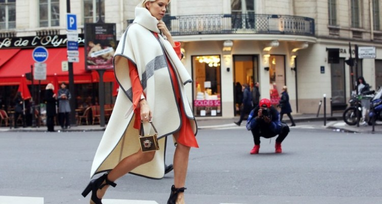 how to wear a poncho 6 ways for winter 2015