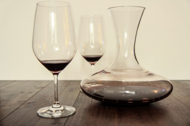 wine decanter for cheap wine