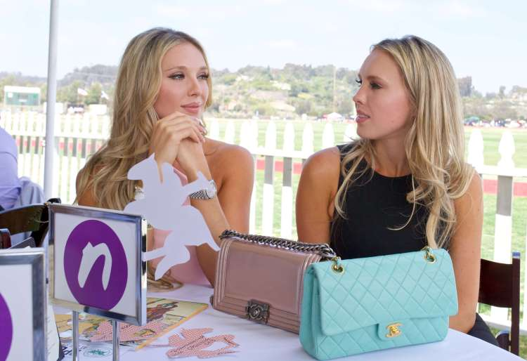 what To wear to Opening Day Polo - Nubry sisters at San Diego Polo