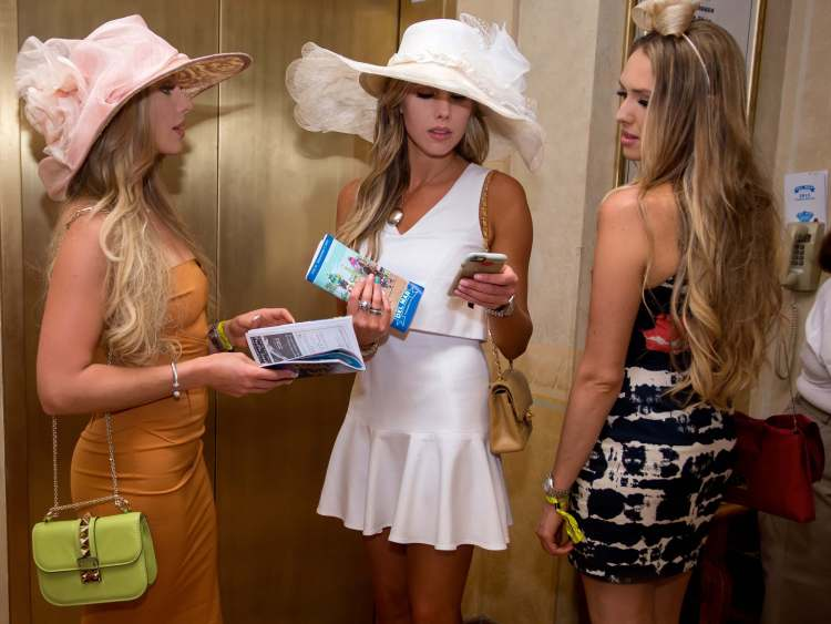 What to wear Opening Day Del Mar Races 8