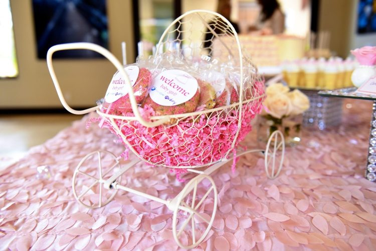 girl baby shower - how to plan 10