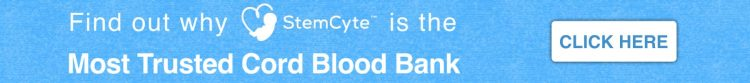 stemcyte - #1 cord blood bank