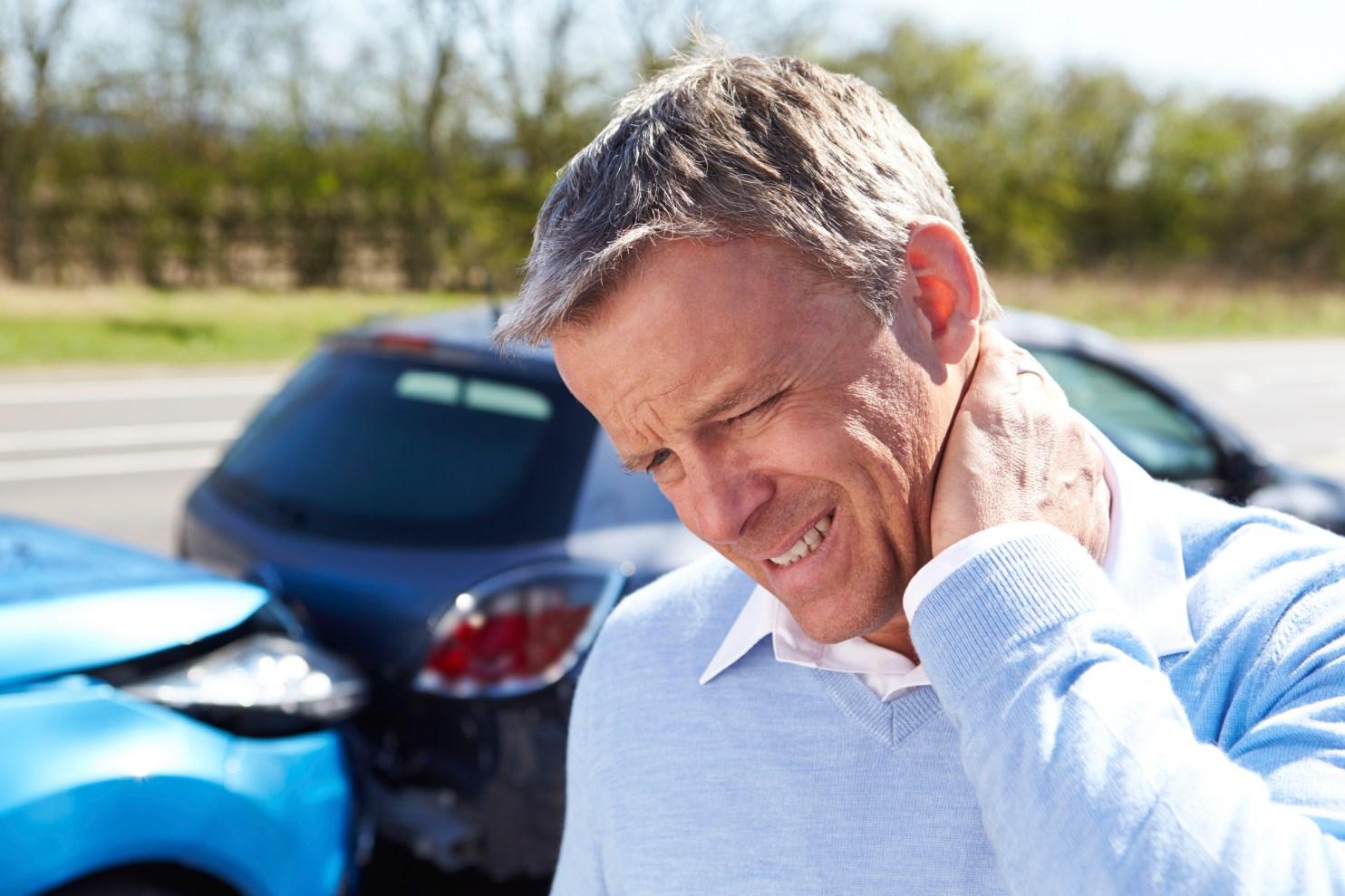 Whiplash, Dizzy, Car Accident