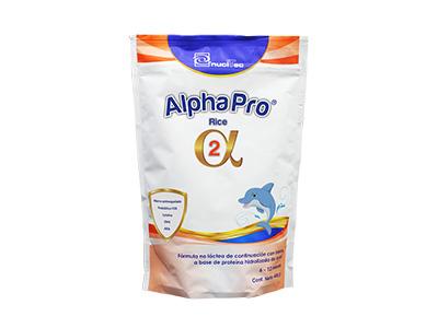 Alpha-pro Rice 2 (sobre)