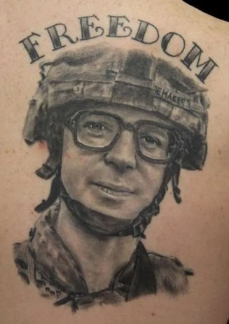 Freedom Portrait