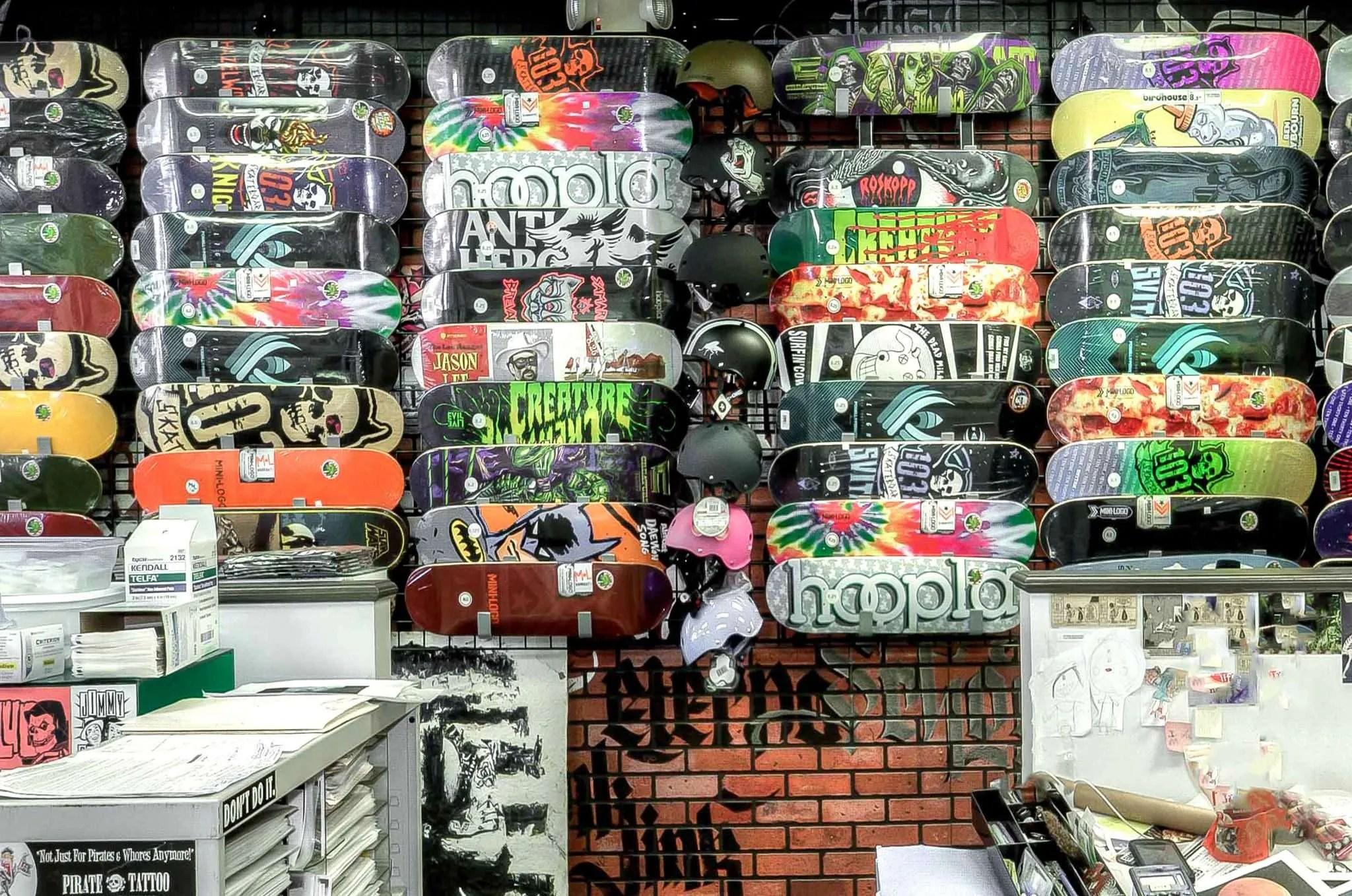 More Skate Decks