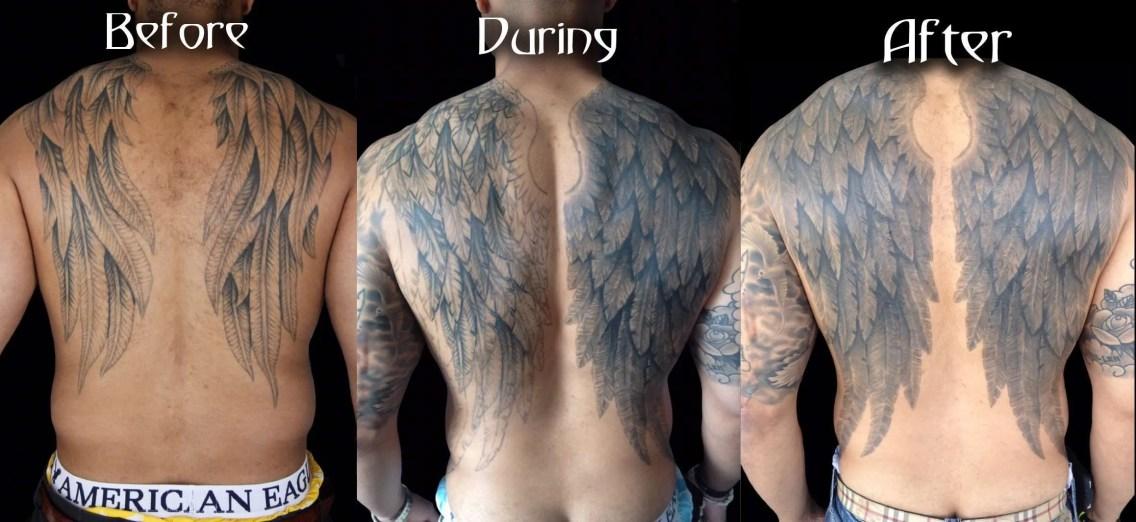 Wings Coveup Wings
