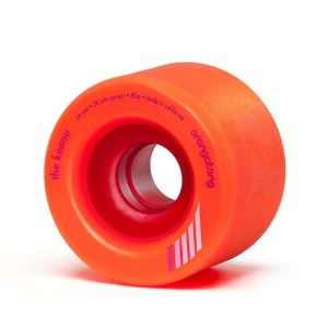 66mm Orangatang Keanu Orange