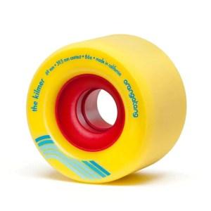69mm Orangatang Kilmer Yellow