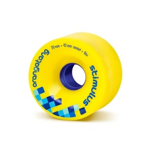 70mm Orangatang Stimulus Yellow