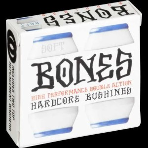 Bones Hardcore Soft Bushings White/ Blue