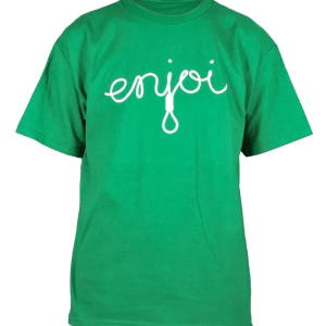 Enjoi Noose Script Shirt XL