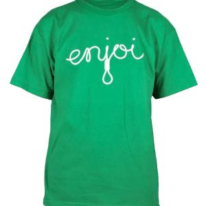 Enjoi Noose Script Shirt XL