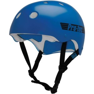 Pro-tec Multi Sport Blue Retro Helmet Large