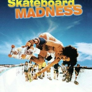 Skateboard Madness DVD