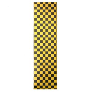 9″ FKD Yellow Checker Grip Tape