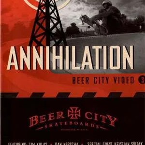 Beer City 'Annihilation' DVD