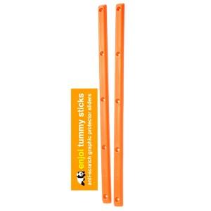 Enjoi Tummy Stix Rails Orange