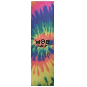9″ MOB Multicolor Tie-Dye Grip Tape