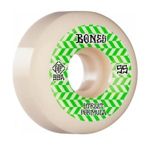 54mm Bones Patterns Wheels V5 Sidecut Street Tech Formula 99A