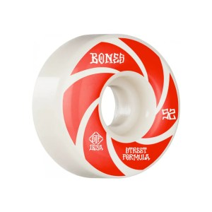 52mm Bones Patterns V1 Standard Street Tech Formula