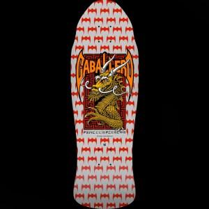 9.625″ Powell Peralta Pro Steve Caballero Street Skateboard Deck SILVER