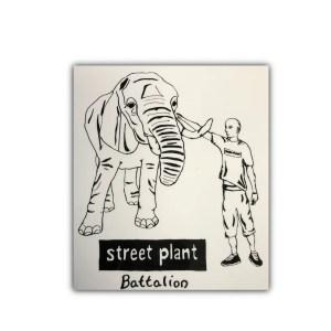 Street Plant Battalion Sticker