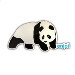 Enjoi Panda Sticker