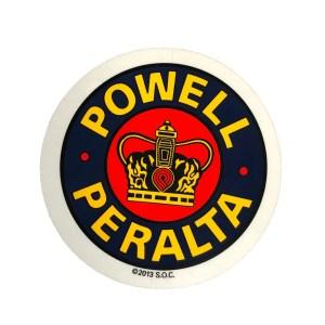 Powell Peralta Crown Sticker