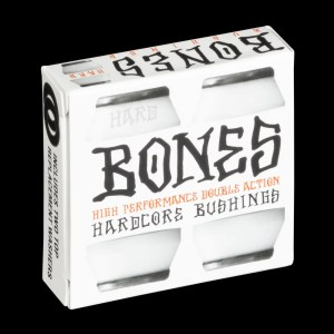 Bones Hardcore Bushings Hard Black/ White