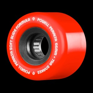 66mm Powell Peralta Snakes Red
