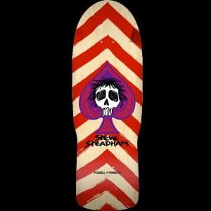Powell Peralta Steadham Spade Red/Nat 10.0″