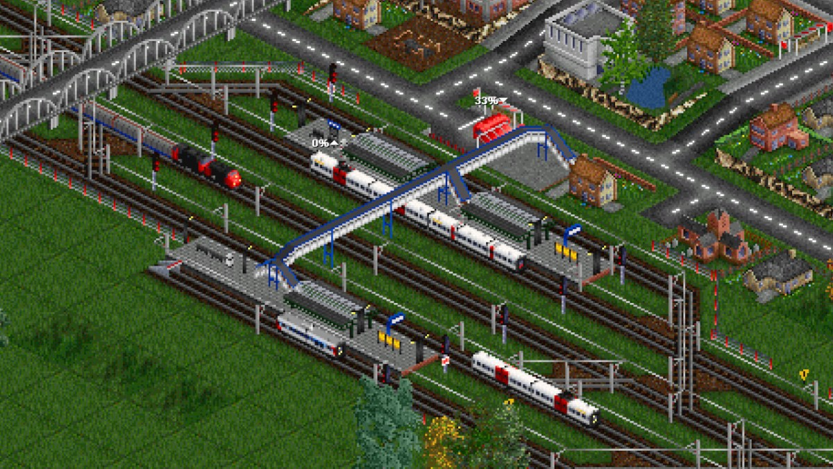 OpenTTD on Steam