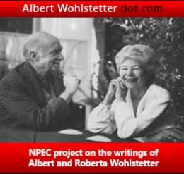 AlbertWohlstetter.com