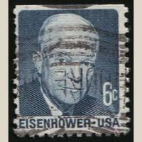 Eisenhower stamp