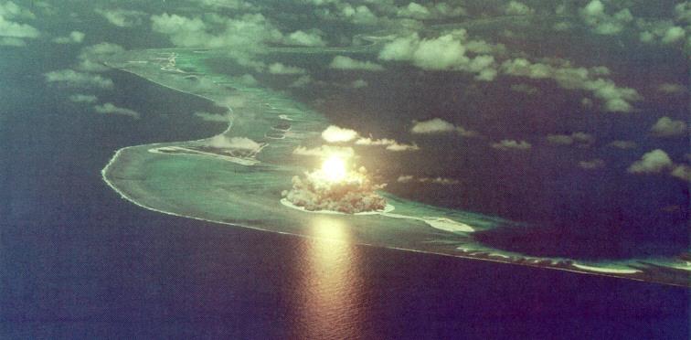 Operació Redwing, atol·lons Enewetak i Bikini, Illes Marshall