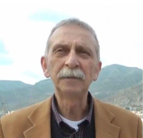 Ο Γιώργος Αντύπας είναι Διευθυντής ΕΣΥ, Πρώην Υποδιοικητής 2ηςΥγειονομικής Περιφέρειας Πειραιώς και Αιγαίου