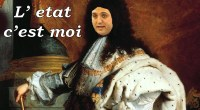 """ΜΕΤΩΠΟΝΟΣΟΚΟΜΕΙΑΚΩΝ ΓΙΑΤΡΩΝ: """"L' etat c'est moi"""" («Το κράτος είμαι εγώ»)"""