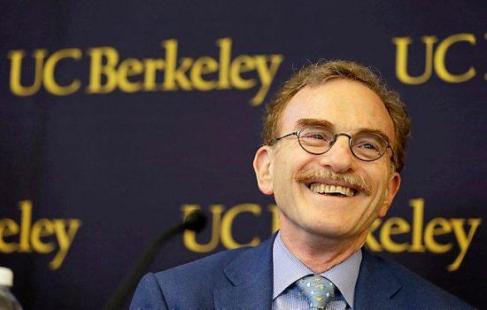Randy Schekman, καθηγητής Μοριακής Βιολογίας στο Berkeley και βραβευμένος με Νόμπελ τo 2013