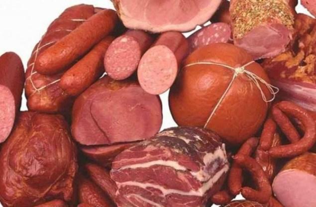 Επεξεργασμένα κρέατα