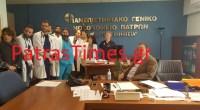 Πάτρα: «Ντου» γιατρών στο γραφείο του Διοικητή του ΠΠΝΠ Θ. Πισιμίση