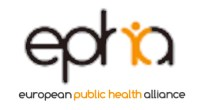 EPHA - European Public Health Alliance