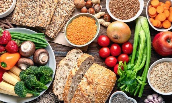 Τι να αυξήσετε στη διατροφή σας για μείωση του κινδύνου για την καρδιά σας Η διατροφή με υψηλή πρόσληψη φυτικών ινών