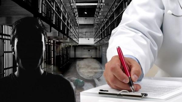 Ιατροί φυλακών